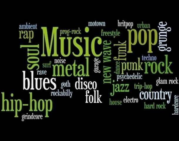 Jenis Musik