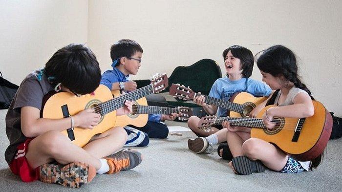 Manfaat Pelajaran Musik